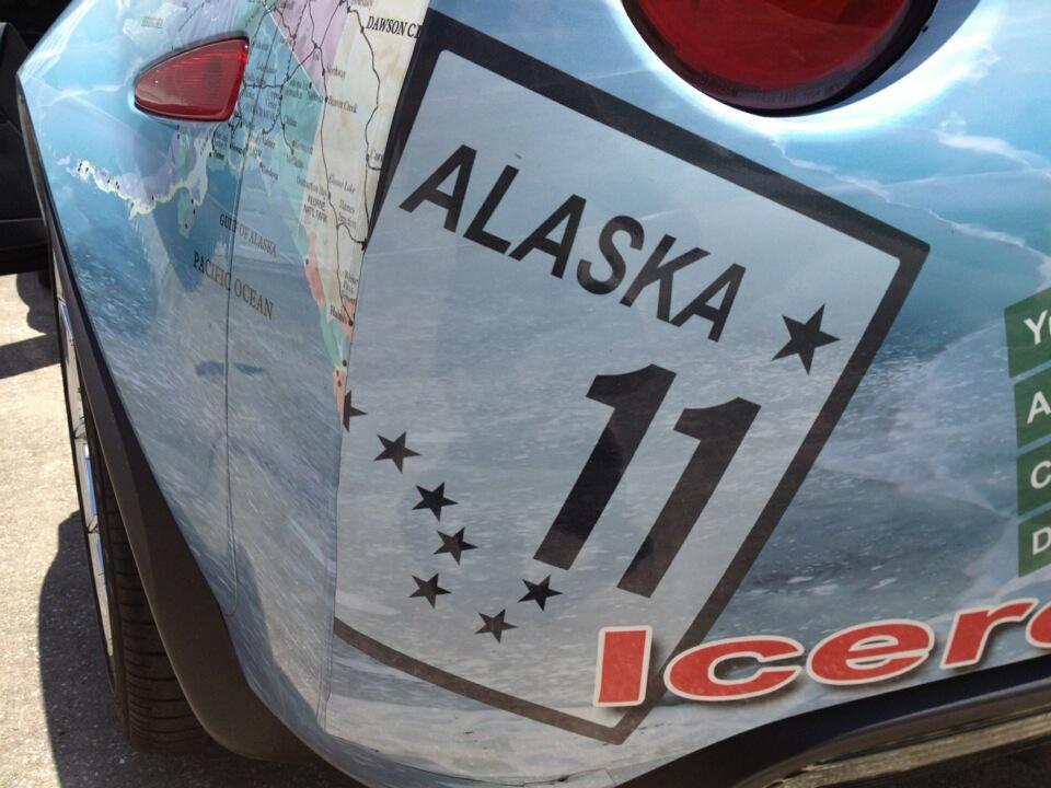 Alaska Corner Photo