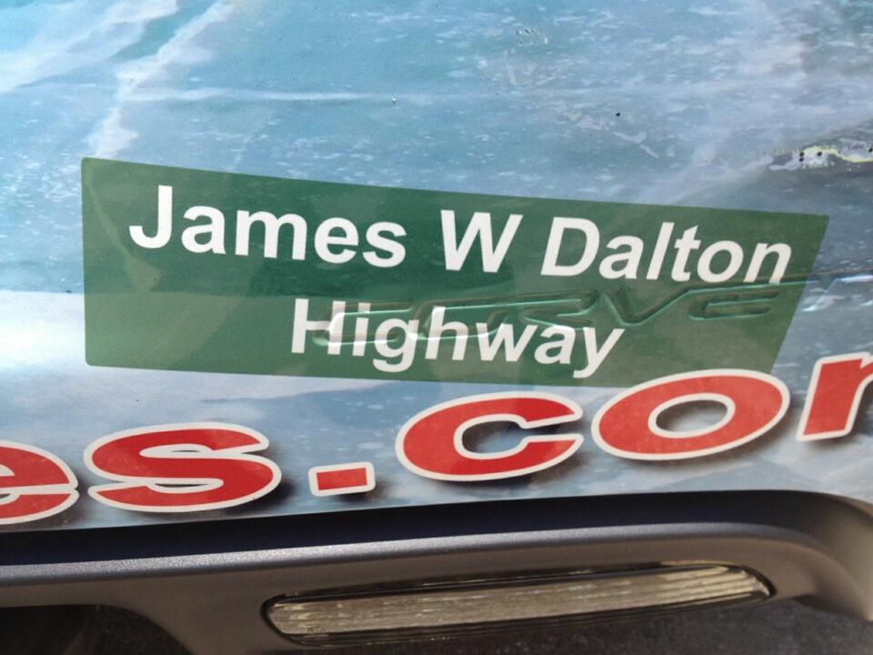 J W Dalton